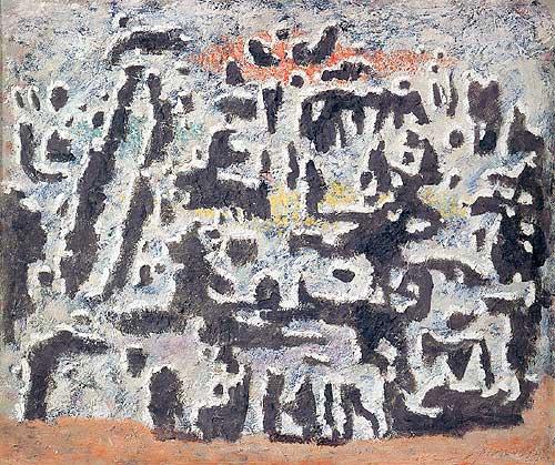 Perforation, 1944 - Віллі Баумейстер