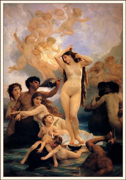 Aimez-vous la peinture impressionniste Birth-of-venus.jpg!Large