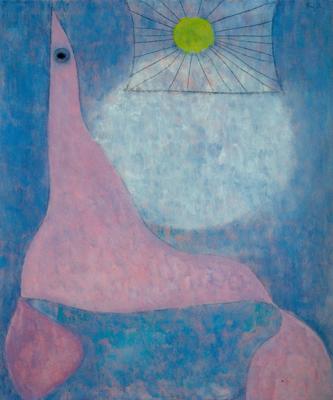 Moon Animal, 1950 - William Baziotes