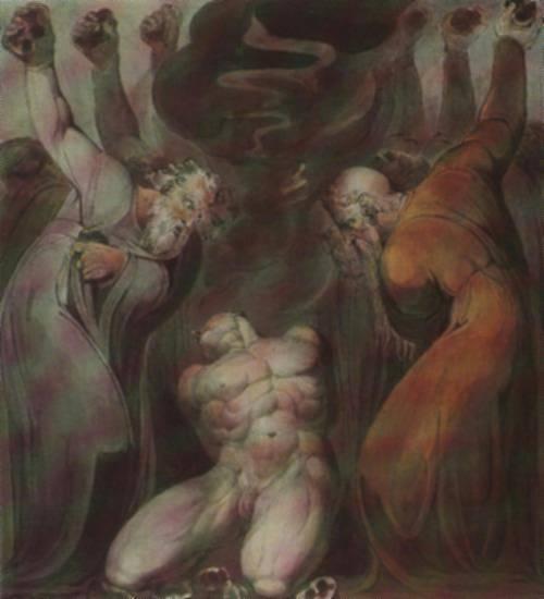 Blasphemer - William Blake