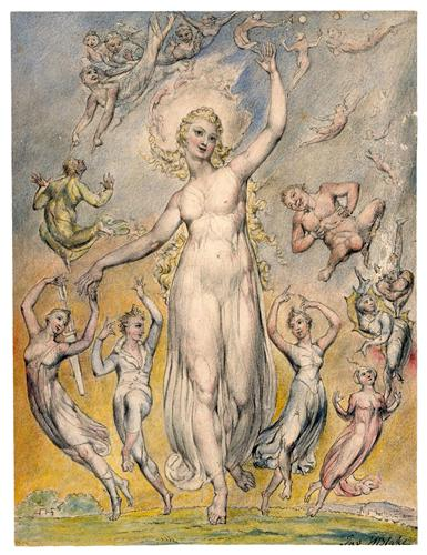 Mirth - William Blake