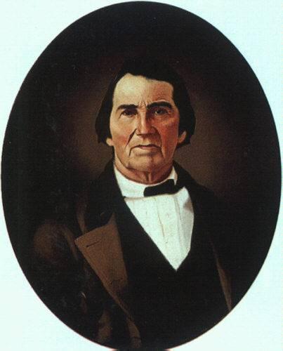 Moses Swaim - William Merritt Chase