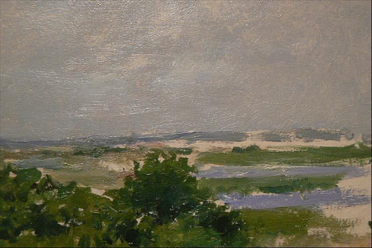 Shinnecock Hills (A View of Shinnecock), 1891 - William Merritt Chase