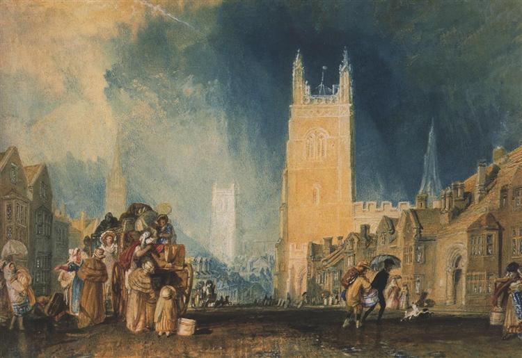 Stamford - J.M.W. Turner