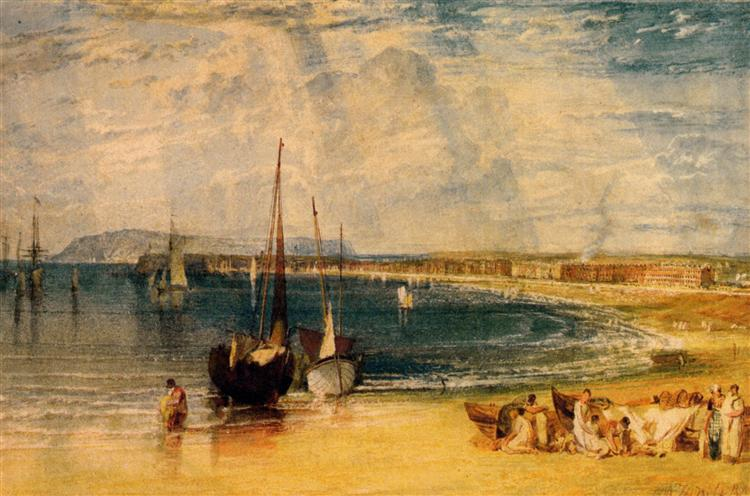 Weymouth - Joseph Mallord William Turner