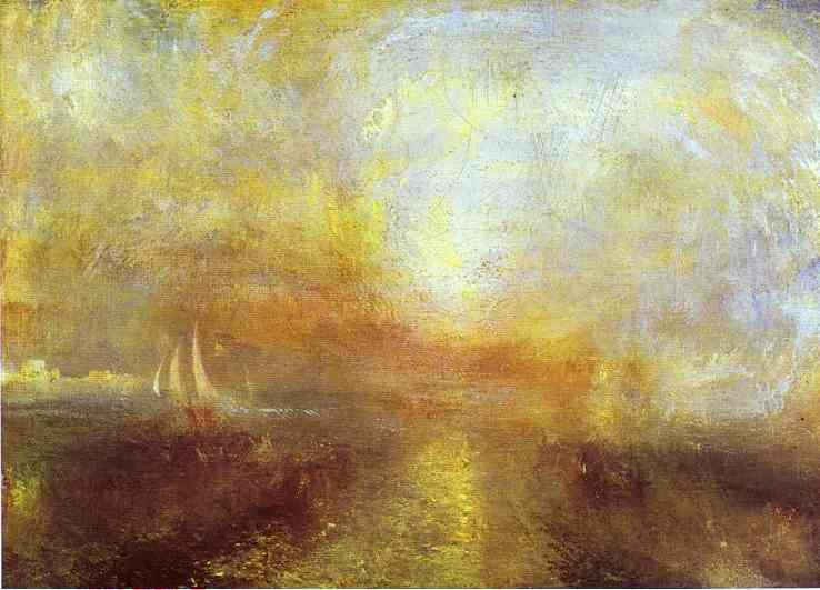 the Coast - William Turner Turner