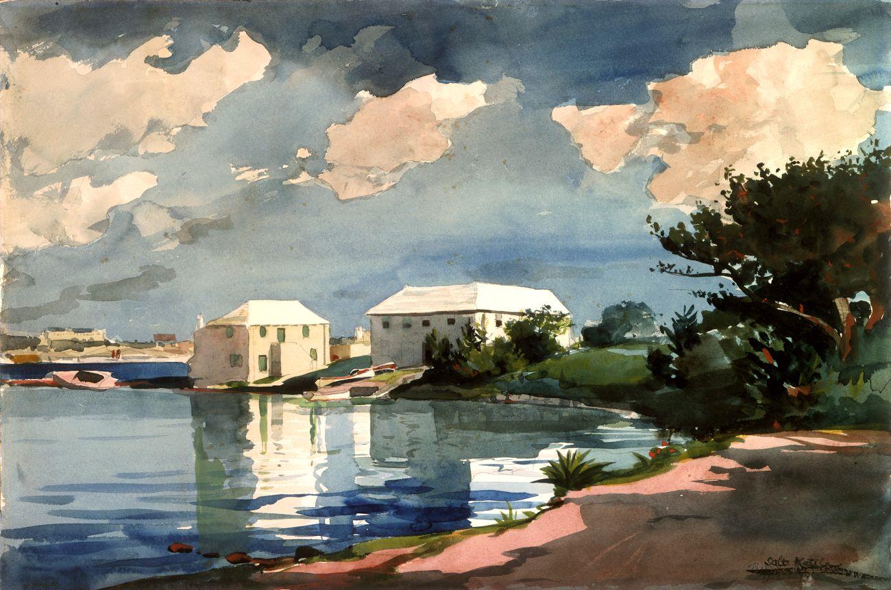 History of watercolor art - Art History News