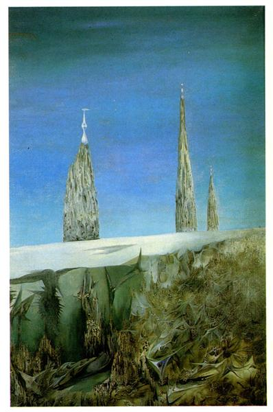 Fata Alaska, 1937 - Вольфганг Паален