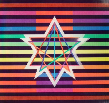 Star of Hope - Yaacov Agam